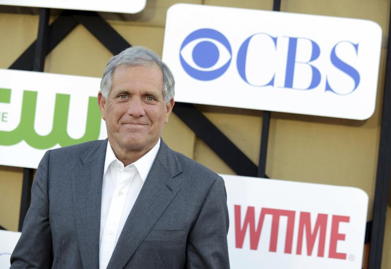 CBS exec's downfall shows the power _ and limits _ of #MeToo