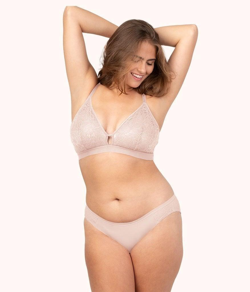 <p>This <span>Lively The Palm Lace Busty Bralette</span> ($35) is an awesome option if you have a larger chest. It's comfortable, sexy, and easy to work.</p>