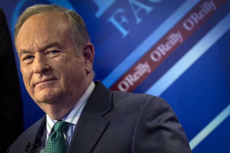 Bill O'Reilly has settled multiple sexual harassment lawsuits while at Fox News. (Brendan McDermid / Reuters)