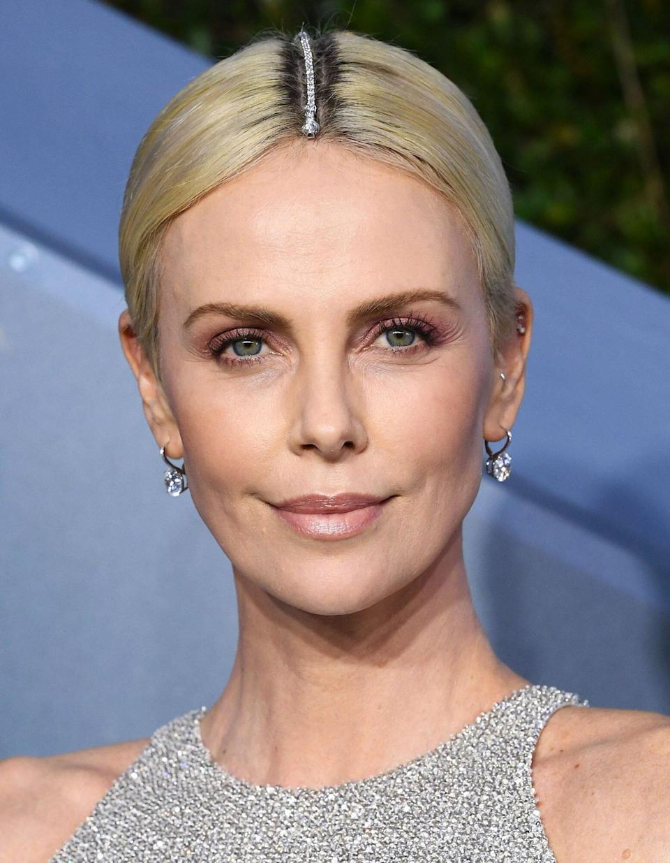 Charlize Theron 26th Annual Screen Actors Guild Awards, Arrivals, Shrine Auditorium, Los Angeles, USA - 19 Jan 2020