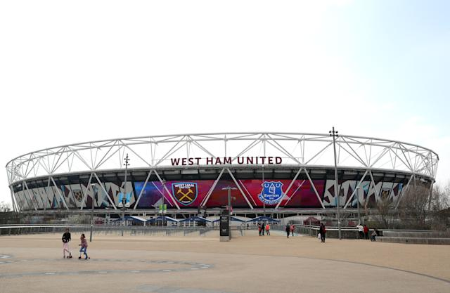 The former Olympic Stadium became West Ham's new home in 2016