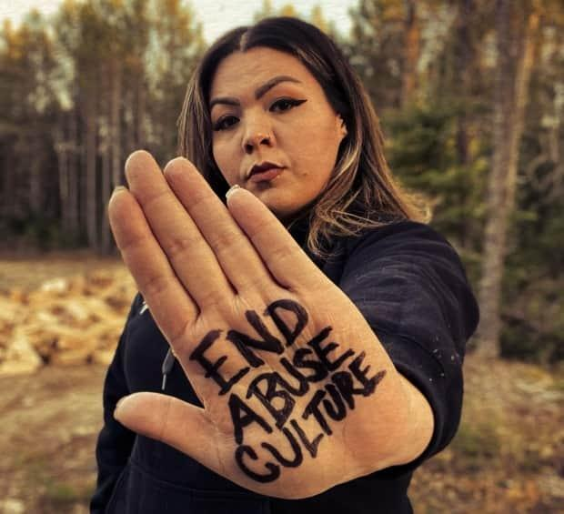 Gardner said the need for Migisi Sahgaigan to create a plan to address and heal from sexual violence is urgent, and the sacred fire she lit won't be extinguished until that happens.