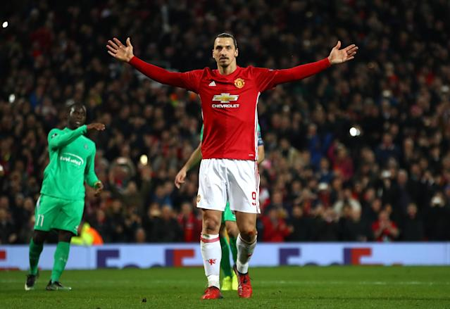 "MLS would do well to ""Dare to Zlatan."" Or would it? (Getty)"