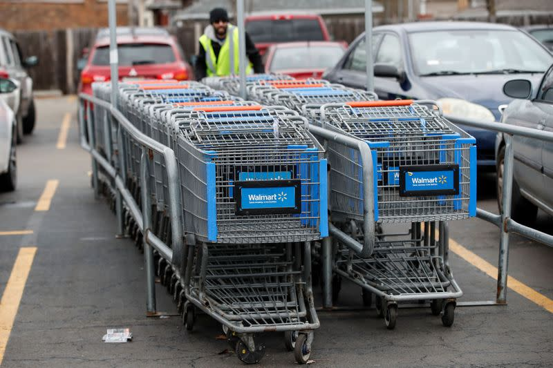 Walmart favors 'reasonable controls' over collection and use of personal data