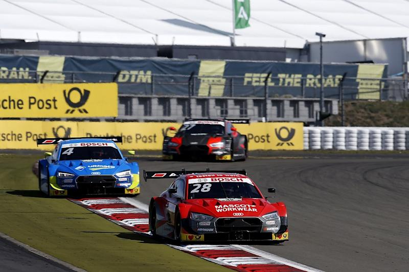 Berger: Quitting DTM would damage Audi brand