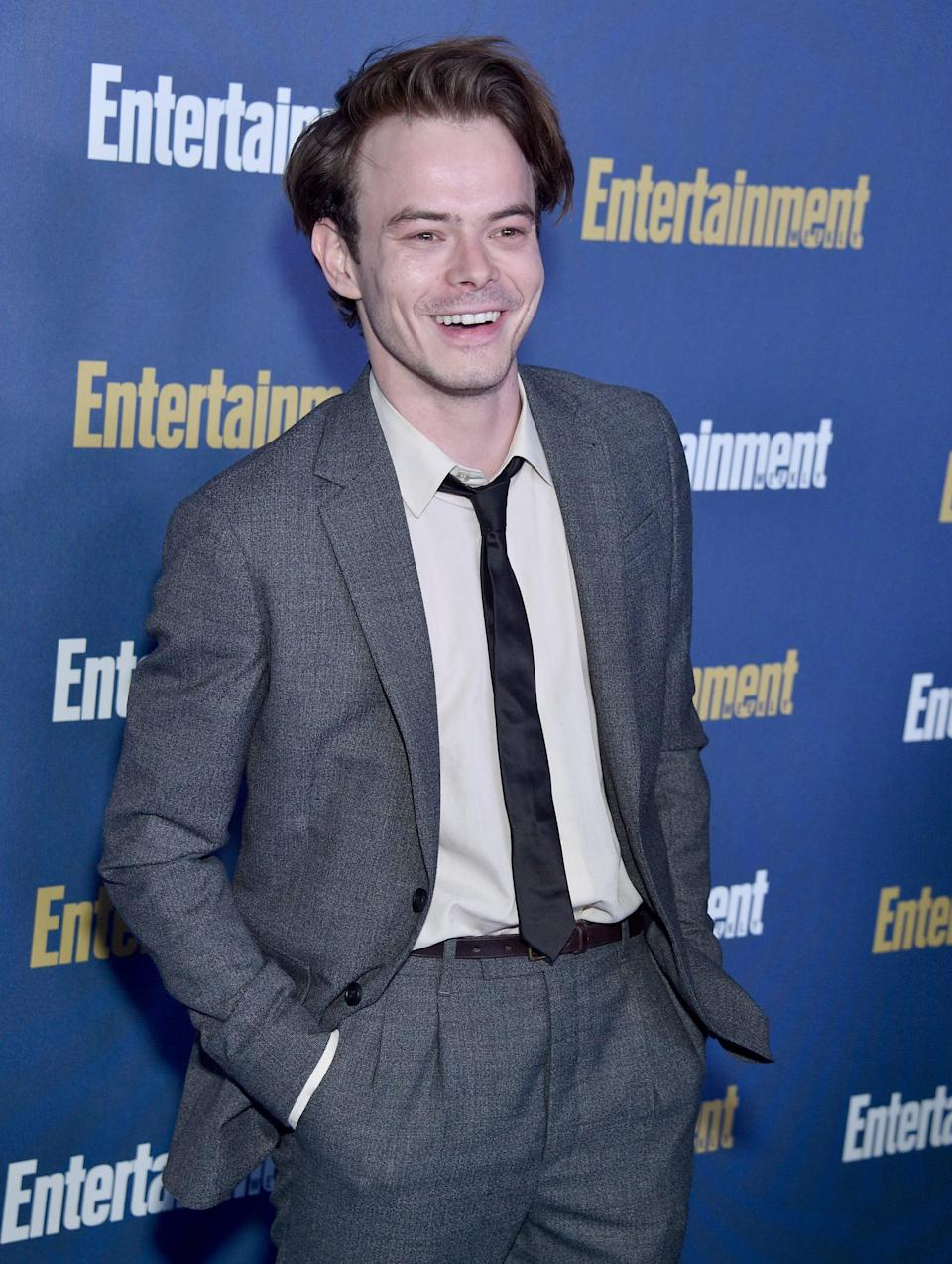 <p>Heaton will again play Jonathan Byers, Will's protective big brother and an aspiring professional photographer.</p>