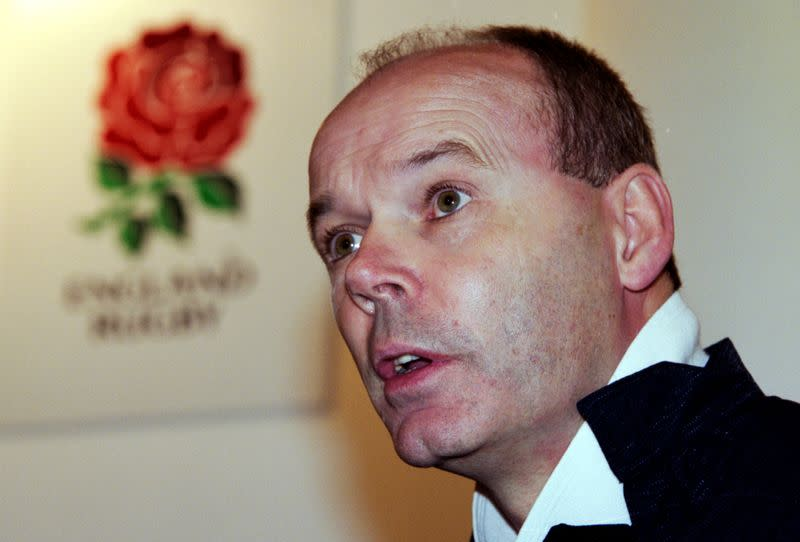 England Rugby Press Conference