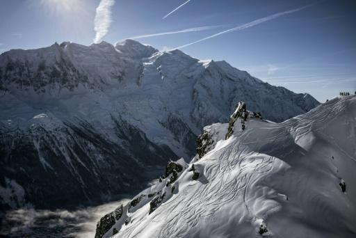 Search ends for Japanese climber missing on Mont Blanc