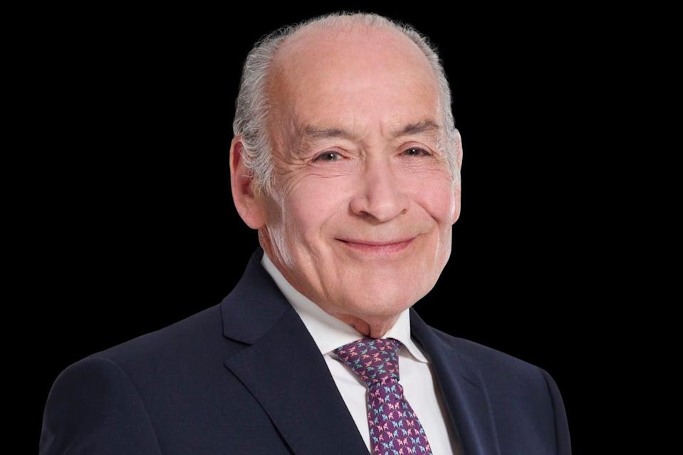 Alastair Stewart will be one of the presenters on GB News (PA)