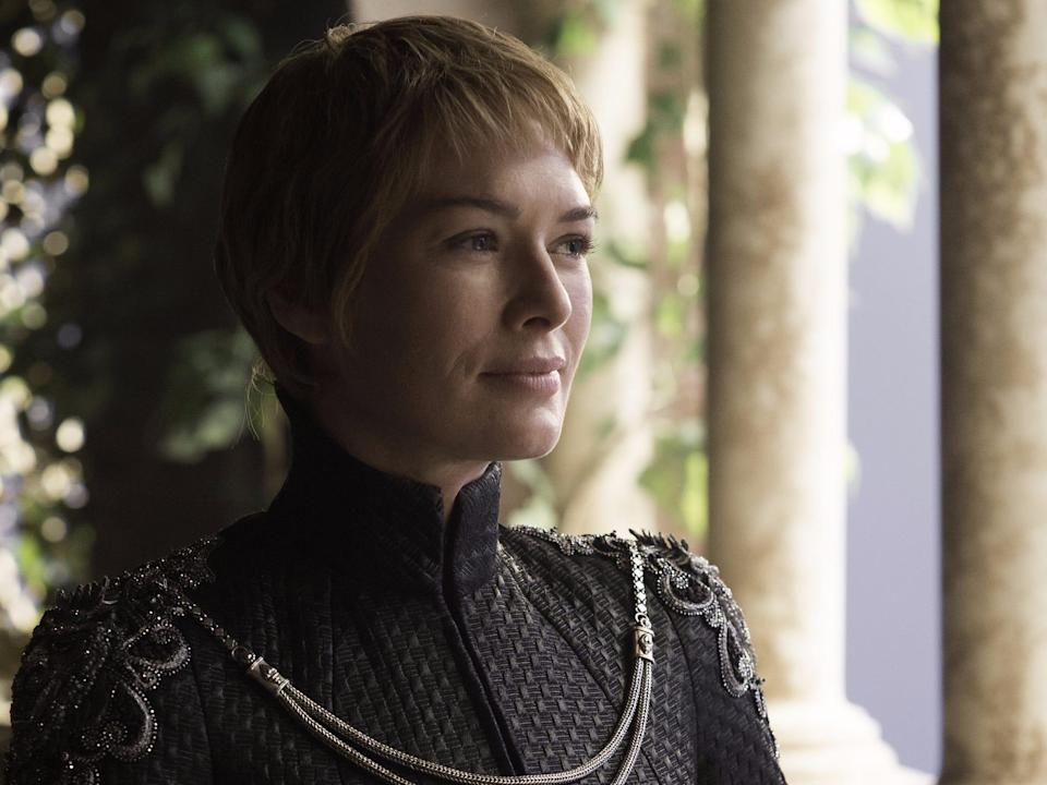 Cersei Lannister Game of Thrones season six finale