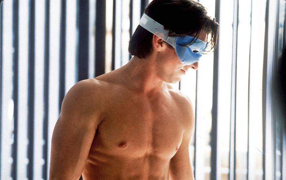 American Psycho, in which Christian Bale played Patrick Bateman, is marking its 20th anniversary. (Photo: Lionsgate)