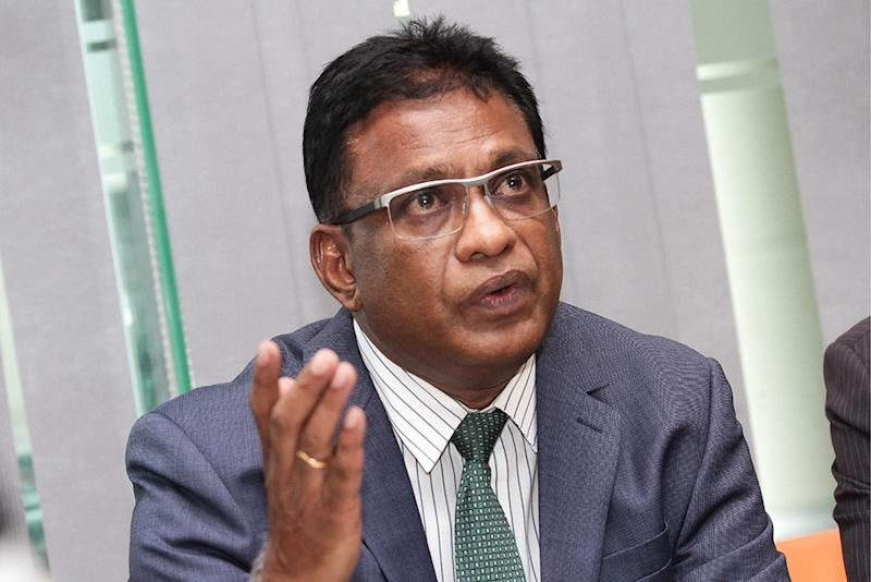 President George Varughese said in a statement that the government would need to work with the Pardons Board at both the federal and state levels to ensure that executions are not carried out. — Picture by Miera Zulyana