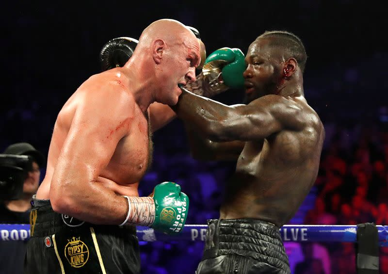 No chance of Fury fighting Wilder without a crowd, says Warren
