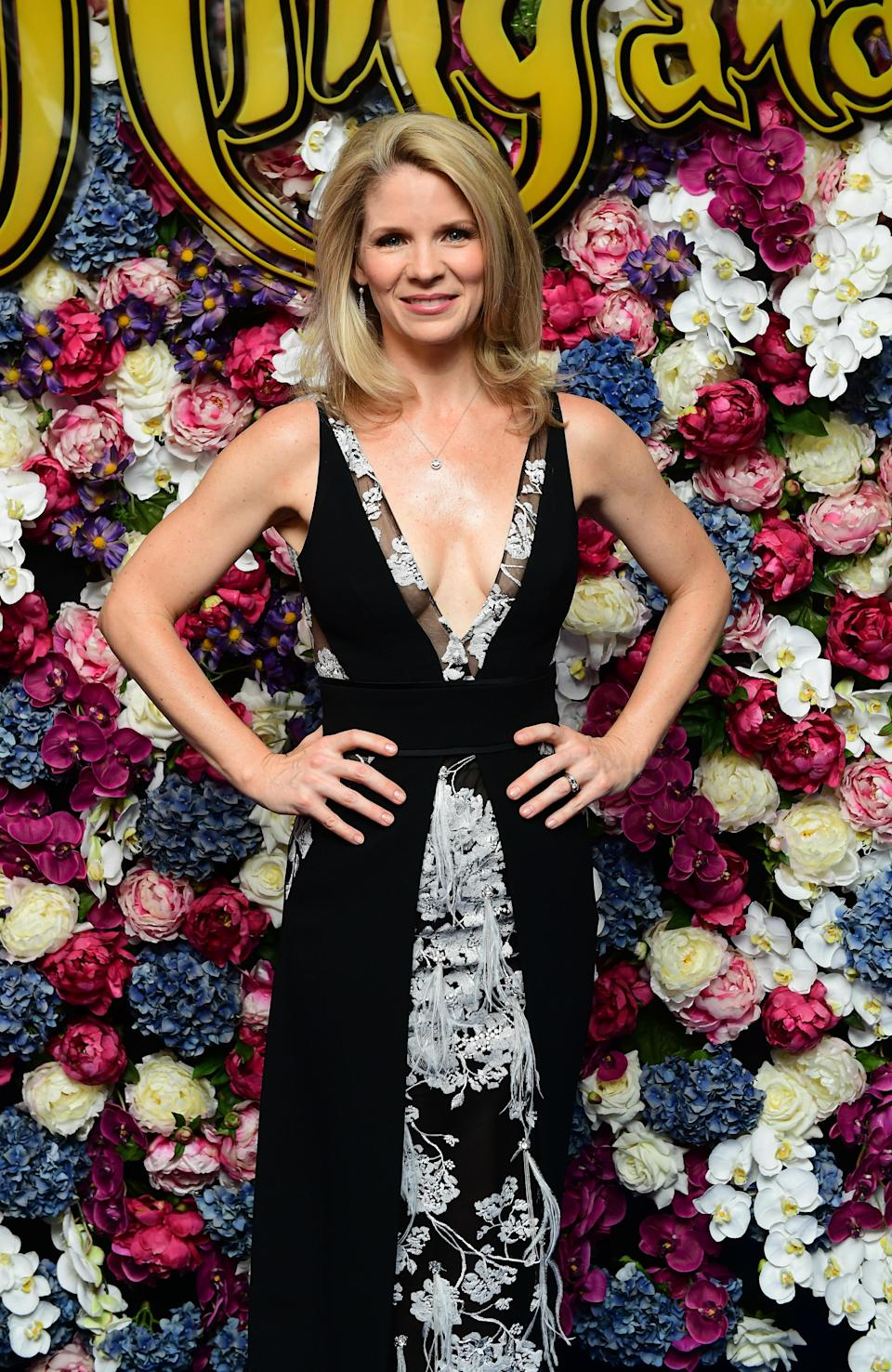 <p>The Broadway star said the theatre industry still has a way to go for gender parity.</p>