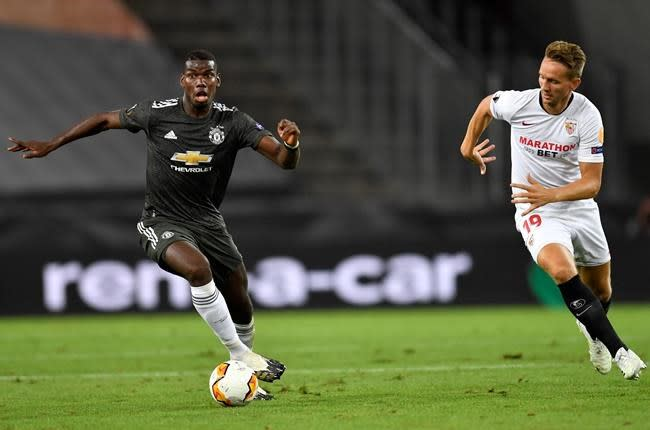 Pogba doubt for Man United's 1st game in Premier League