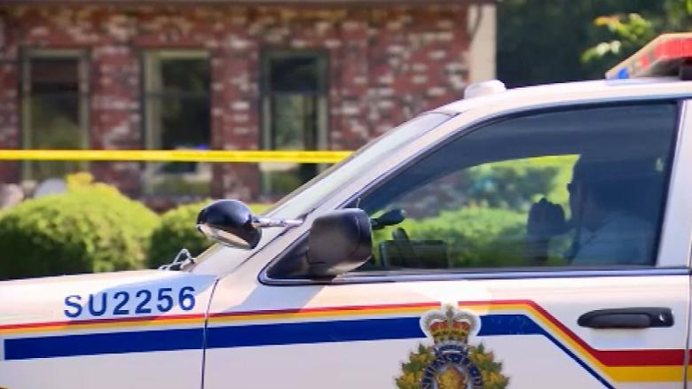 Surrey drive-by shooting riddles house with bullets
