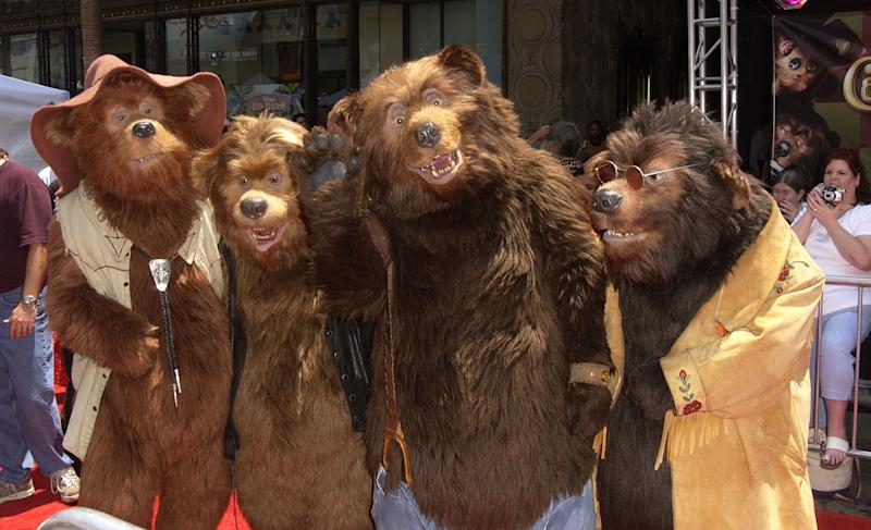 "Country Bears during ""The Country Bears"" Premiere at El Capitan Theatre in Hollywood, California, United States. (Photo by SGranitz/WireImage)"