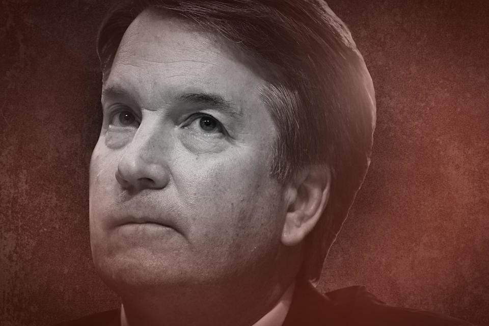 After alleging that Supreme Court nominee Brett Kavanaugh attempted to rape her at a party over three decades ago, Christine Blasey Ford has faced a storm of scorn, ridicule and disbelief unlike any other in recent memory. (Photo: Illustration: Damon Dahlen / HuffPost; Photos: Getty)