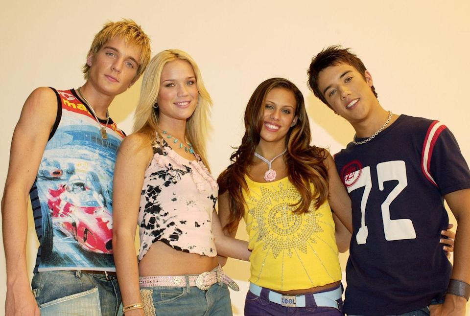 """<p>Swedish pop group The A*Teens started as an ABBA cover band but then went off and did their own thing, presumably to the great relief of the individual members. They had a non-ABBA hit (if that's even a thing) with """"Upside Down,"""" and contributed a very poppy cover of """"Can't Help Falling in Love"""" to the soundtrack of Disney's <em>Lilo and Stitch</em>. </p>"""
