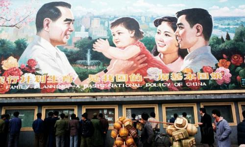 Propaganda and sexism prove powerful contraceptives for Chinese women