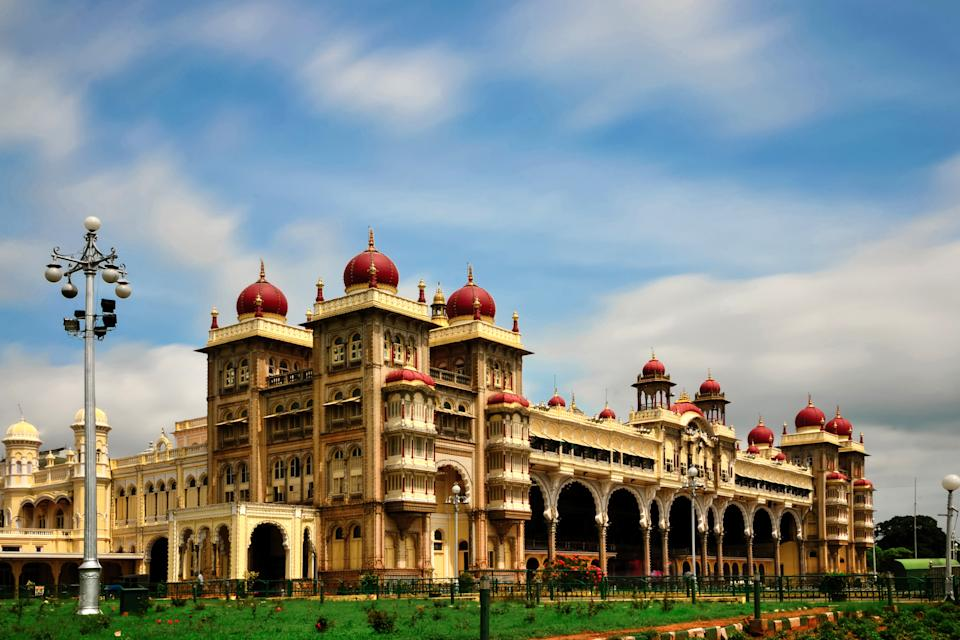 Mysore is commonly described as the 'City of Palaces', and there are seven palaces including this one; however, 'Mysore Palace' refers specifically to this one within the Old fort.