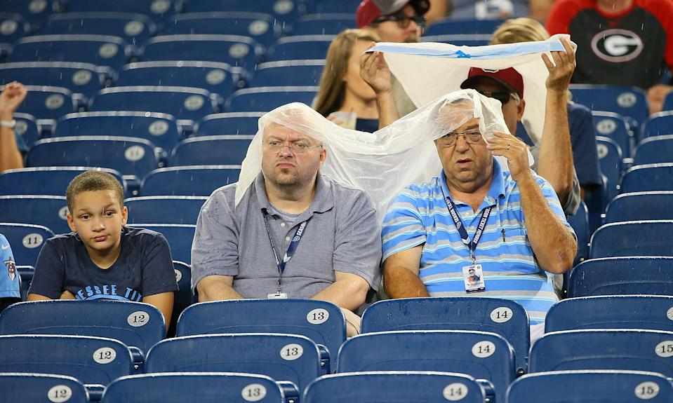 The worst NFL fans