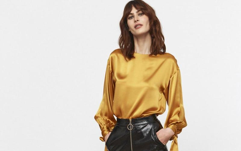 This Kitri blouse will be discounted by 25% for Black Friday