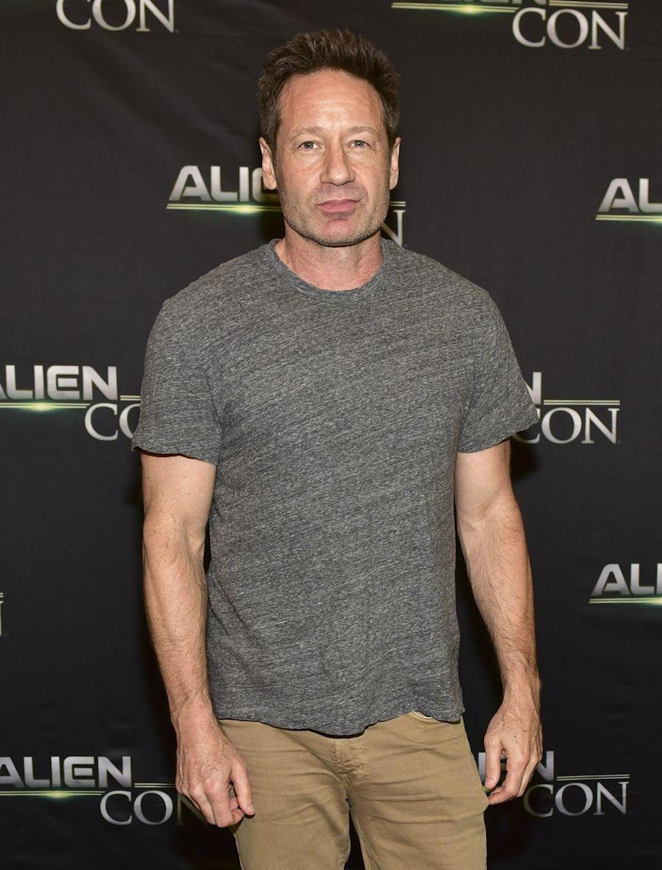 <p>The <em>X-Files</em> actor graduated summa cum laude from Princeton University in 1982 and then went on to pursue a master's degree from Yale University. </p>