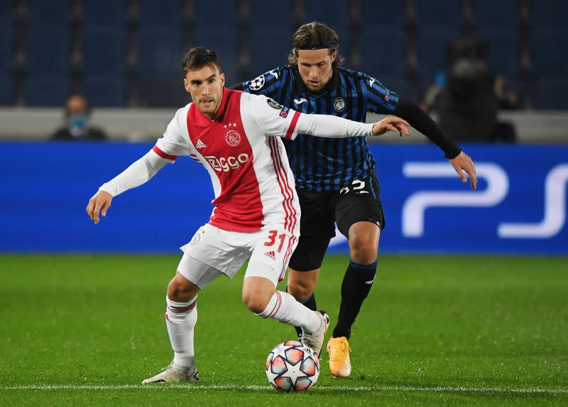 Champions League - Group D - Atalanta v Ajax Amsterdam