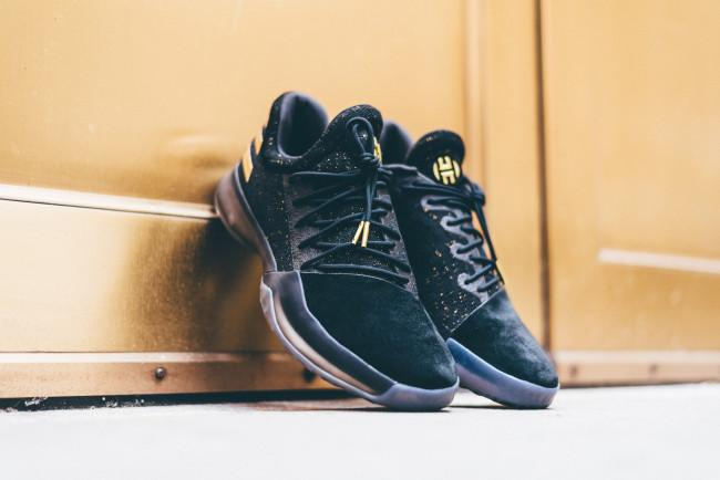 buy popular de6db fbcda They feature black Primeknit and full BOOST TPU. View photos. View photos.  View photos. As for the name, allow Harden to explain, via the adidas press  ...