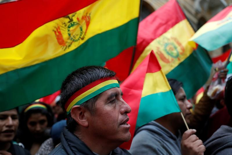 Mexican government says it is concerned about situation in Bolivia
