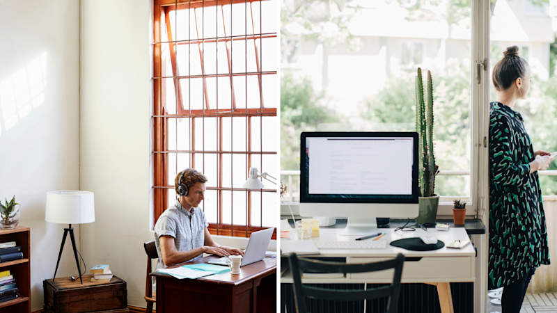 There is a way to nail productivity while working from home. (Source: Getty)