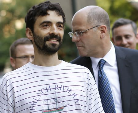 Former Goldman programmer fails, again, to toss theft conviction