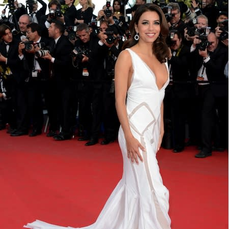 Eva Longoria: I can spot cheese balls