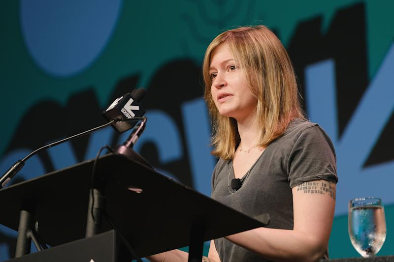Susan Fowler dared to speak up and sparked change at Uber. (Photo: Rita Quinn via Getty Images)