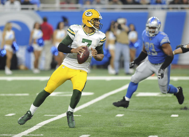 Seahawks acquire QB Brett Hundley from Packers