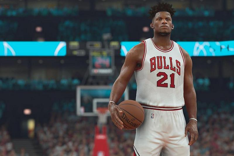 buy online ddc38 9ce51 Latest NBA 2K Video Game Features Yeezys, Nike LeBron Soldier 10s, Kobes    More