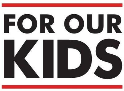 For Our Kids Logo (CNW Group/For Our Kids)