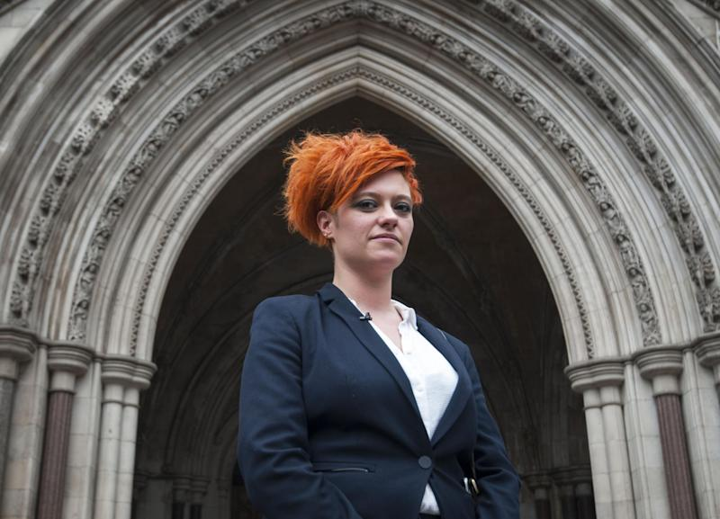 Jack Monroe was awarded £24,000 in damages: PA
