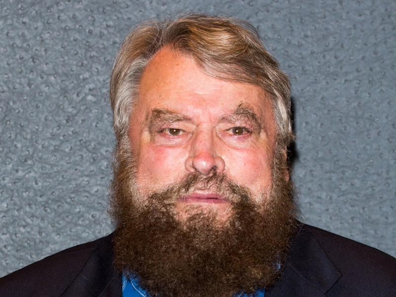 Brian Blessed attends the World Premiere of 'Seve' at Empire Leicester Square on June 23, 2014 in London, England: Tristan Fewings/Getty Images