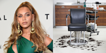 """<p>It's hard to think of Beyoncé as anything but BEYONCÉ, but she too was once a child forced to earn her keep by doing mundane tasks for her parents. """"From six to nine years old, I would sing and put on little shows by myself for the women who wanted a hot press and curl and some good conversation,"""" Bey <a href=""""https://www.essence.com/2012/05/03/beyonce-knowles-nyabj-award-essence-article-eat-play-love"""" rel=""""nofollow noopener"""" target=""""_blank"""" data-ylk=""""slk:said in 2011"""" class=""""link rapid-noclick-resp"""">said in 2011</a> of working in her mother's salon. """"I helped sweep hair off the floor for tips to pay for my season pass to Six Flags.""""</p>"""