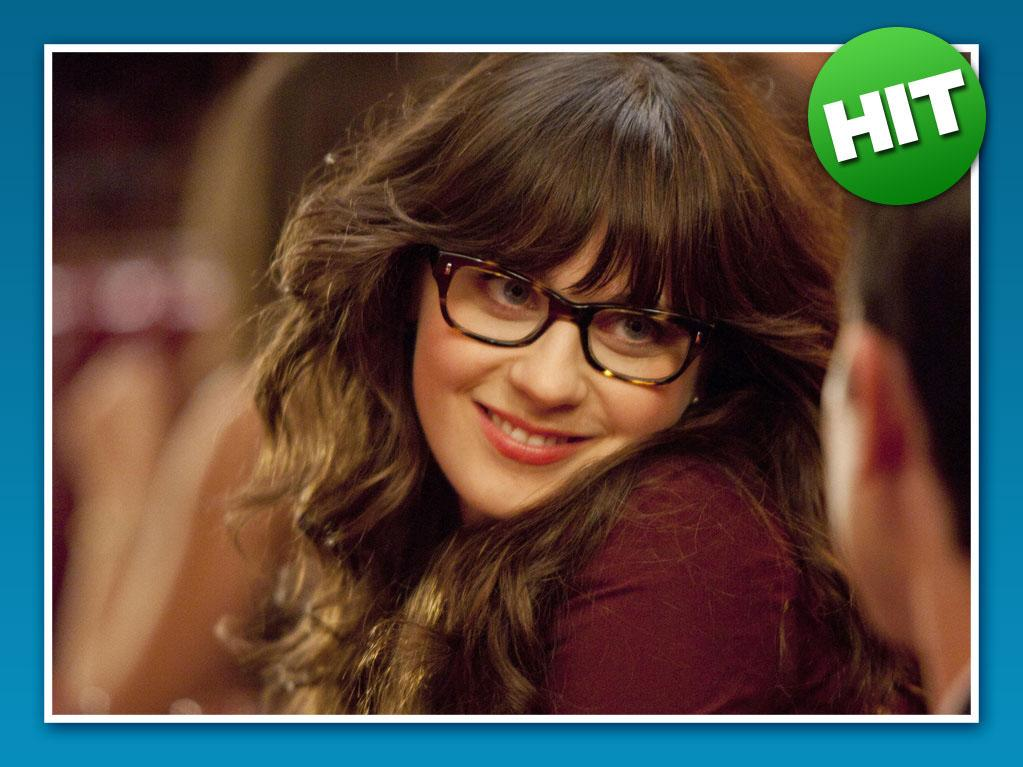 "She may be the ""<a href=""http://tv.yahoo.com/new-girl/show/47384"">New Girl</a>"" on Fox, but she's not a new face to moviegoers. <b>Zooey Deschanel</b> won over countless new admirers when she starred opposite Joseph Gordon-Levitt in 2009's ""<a href=""http://movies.yahoo.com/movie/500-days-of-summer/"">(500) Days of Summer</a>,"" and prior to that she'd charmed her way into a slew of other films, such as ""<a href=""http://movies.yahoo.com/movie/almost-famous/"">Almost Famous</a>,"" ""<a href=""http://movies.yahoo.com/movie/the-new-guy/"">The New Guy</a>"" (weird, right?), and ""<a href=""http://movies.yahoo.com/movie/failure-to-launch/"">Failure to Launch</a>."" But it was the small screen where she hit the big time, as the buzzy and beautiful star of Fox's biggest live-action comedy hit in a decade."