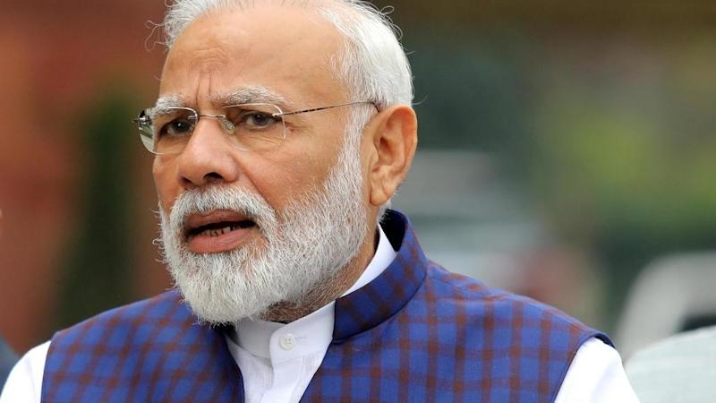 Modi pitches India as 'trusted' business partner as virus bites economy
