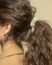 """<p>Made from 100 percent silk, these chic scrunchies help avoid the crimping and breakage that's common with elastic hair ties. Particularly great for fine, dry or curly hair, they look and feel great both in a ponytail or on your wrist.</p> <p><strong>Buy It!</strong> $15 for 3, <a href=""""https://www.crownaffair.com/products/scrunchie-no-001"""" rel=""""nofollow noopener"""" target=""""_blank"""" data-ylk=""""slk:crownaffair.com"""" class=""""link rapid-noclick-resp"""">crownaffair.com</a></p>"""