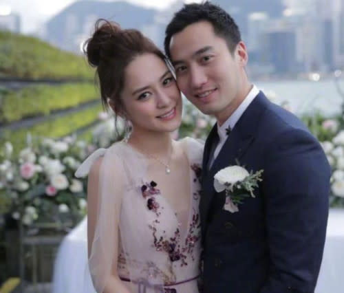 Michael was once married to Gillian Chung