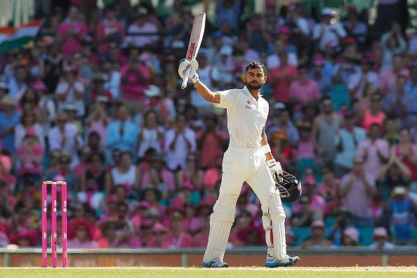 Virat Kohli and men seek India's first series win in Australia
