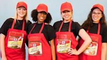 """<p>Spice up your life by getting your friends together for this <a href=""""https://www.goodhousekeeping.com/holidays/halloween-ideas/g29195210/best-spice-girl-costume-ideas/"""" rel=""""nofollow noopener"""" target=""""_blank"""" data-ylk=""""slk:spice cabinet-meets-girl group costume"""" class=""""link rapid-noclick-resp"""">spice cabinet-meets-girl group costume</a>. Head to your local copy store to print out large images of spice jars, and prepare to steal the show.</p><p><a class=""""link rapid-noclick-resp"""" href=""""https://www.amazon.com/Syntus-Adjustable-Waterdrop-Resistant-Pockets/dp/B07WBVTRM6/?tag=syn-yahoo-20&ascsubtag=%5Bartid%7C10055.g.2750%5Bsrc%7Cyahoo-us"""" rel=""""nofollow noopener"""" target=""""_blank"""" data-ylk=""""slk:SHOP RED APRONS"""">SHOP RED APRONS</a></p><p><a class=""""link rapid-noclick-resp"""" href=""""https://www.amazon.com/KB-LOW-Classic-Adjustable-Profile-Unstructured/dp/B00IELBFLU/?tag=syn-yahoo-20&ascsubtag=%5Bartid%7C10055.g.2750%5Bsrc%7Cyahoo-us"""" rel=""""nofollow noopener"""" target=""""_blank"""" data-ylk=""""slk:SHOP RED HATS"""">SHOP RED HATS</a></p>"""