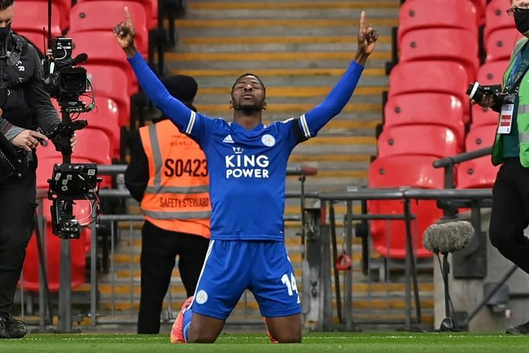 Kelechi Iheanacho's stunning form has carried Leicester to the brink of Champions League qualification