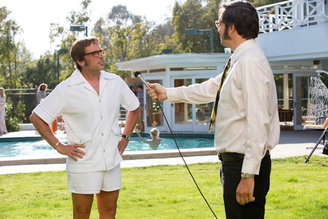 """Steve Carell could have been a twofold contender,were """"Last Flag Flying"""" not DOA. His unremarkable stint as tennis champ Bobby Riggs will keep him alive, though. Fox Searchlight sent """"Battle of the Sexes"""" screeners to awards groups this week, re-upping a pleasant movie that should have found more commercial success. Without any """"Foxcatcher""""-style prosthetics,a Golden Globe nomination is Carell's surest bet.<br><br><strong>UPDATE:</strong> Carell will instead compete for Best Supporting Actor."""