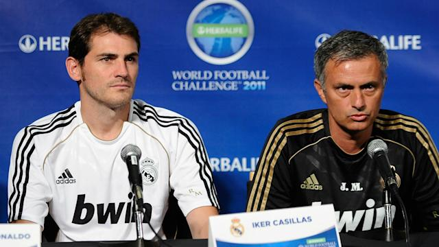 Jose Mourinho held an unflattering view of Iker Casillas' ability, former Inter goalkeeper Julio Cesar has claimed.